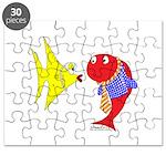 Clash Fish Puzzle