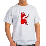Fox Tail Light T-Shirt