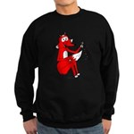 Fox Tail Sweatshirt (dark)