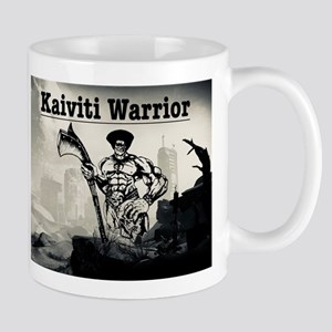 Kaiviti Warrior Mugs