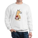 Gift Horse Sweatshirt