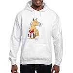 Gift Horse Hooded Sweatshirt