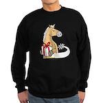 Gift Horse Sweatshirt (dark)