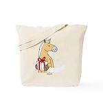 Gift Horse Tote Bag