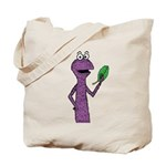 Kale Monster Tote Bag