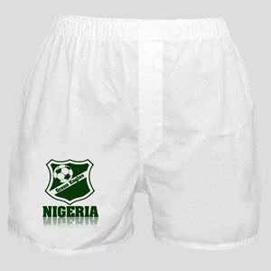 Nigerian Green Eagles Boxer Shorts