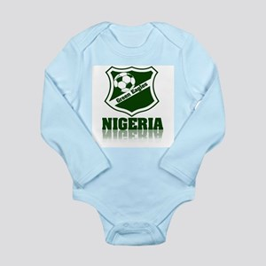 Retro Green Eagles Infant Creeper Body Suit
