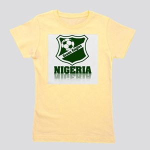 Nigerian Green Eagles Girl's Tee