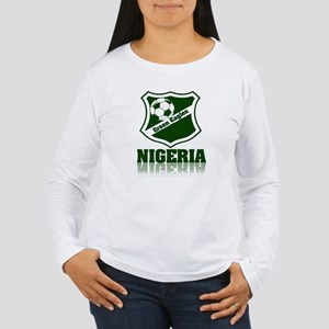 Retro Green Eagles Long Sleeve T-Shirt