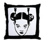 MLS Icon Throw Pillow