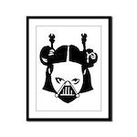 Framed Sith Panel Print