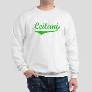 Leilani Vintage (Green) Sweatshirt