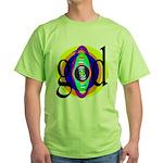 225. goood.. Green T-Shirt