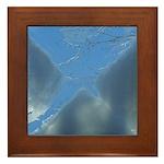 Framed Tile - Winter Skylight