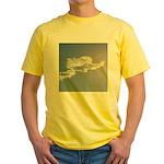 316. yes. .  Yellow T-Shirt