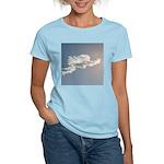 1801. cloud angel. . ? Women's Pink T-Shirt