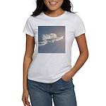 1801. cloud angel. . ? Women's T-Shirt