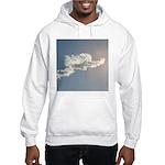 1801. cloud angel. . ? Hooded Sweatshirt