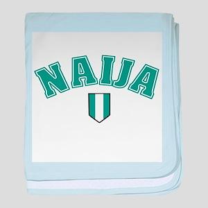 Naija designs baby blanket