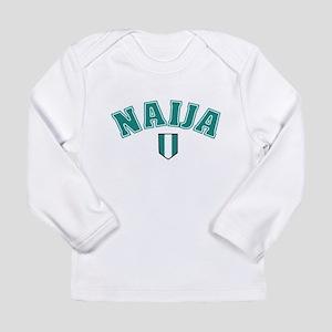 naija soccer shirt Long Sleeve T-Shirt