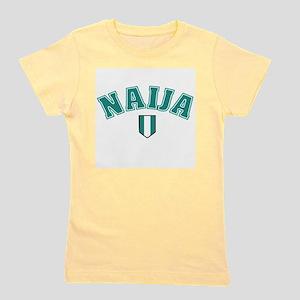 Naija designs Girl's Tee