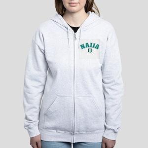 Naija designs Women's Zip Hoodie