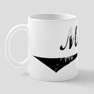Mai Vintage (Black) Mug