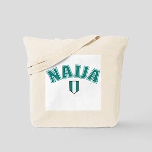 Naija designs Tote Bag