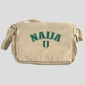 Naija designs Messenger Bag