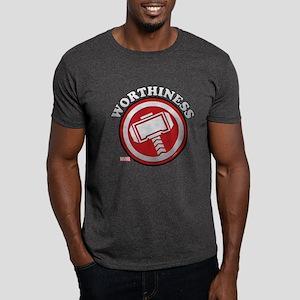 Thor Worthiness Dark T-Shirt