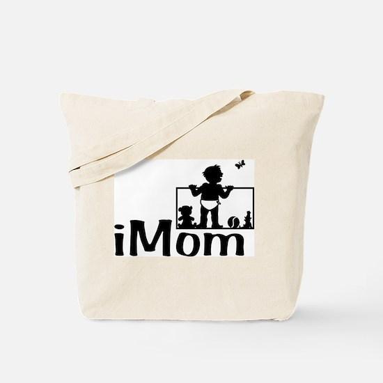 Incredible Mom (iMom) Tote Bag
