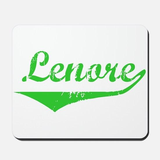 Lenore Vintage (Green) Mousepad
