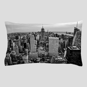 NYC B&W Pillow Case
