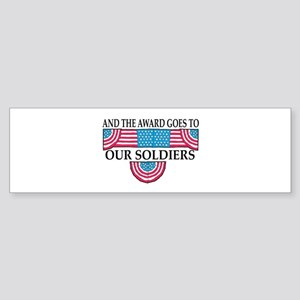 Winning Soldiers Bumper Sticker