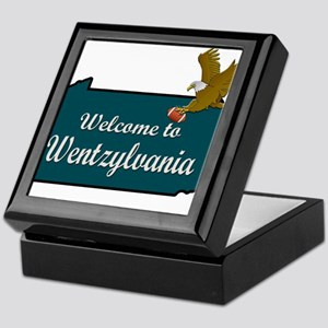 Welcome to Wentzylvania Keepsake Box