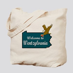Welcome to Wentzylvania Tote Bag
