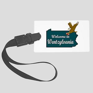 Welcome to Wentzylvania Luggage Tag