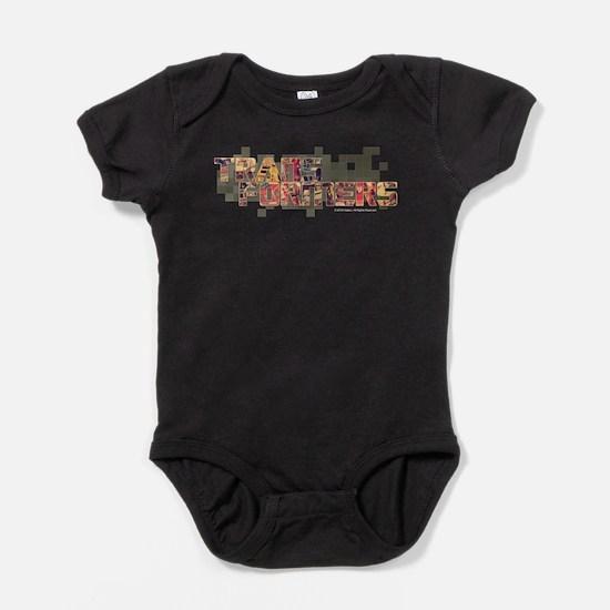 Transformers Logo Baby Bodysuit
