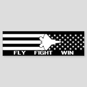 U.S. Military: F-22 - Fly Fight Win (Black Flag) B