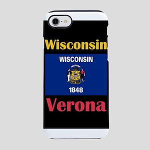 Verona Wisconsin iPhone 8/7 Tough Case