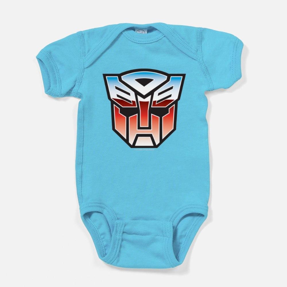 Transformers Autobot Baby Bodysuit