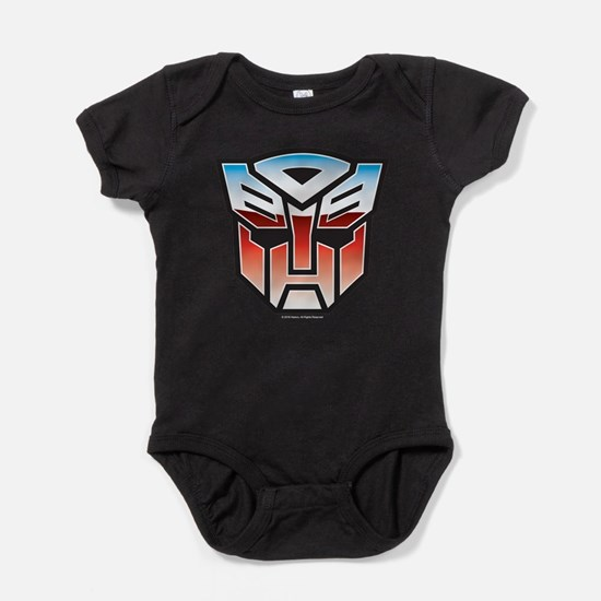 Transformers Autobot Symbol Baby Bodysuit