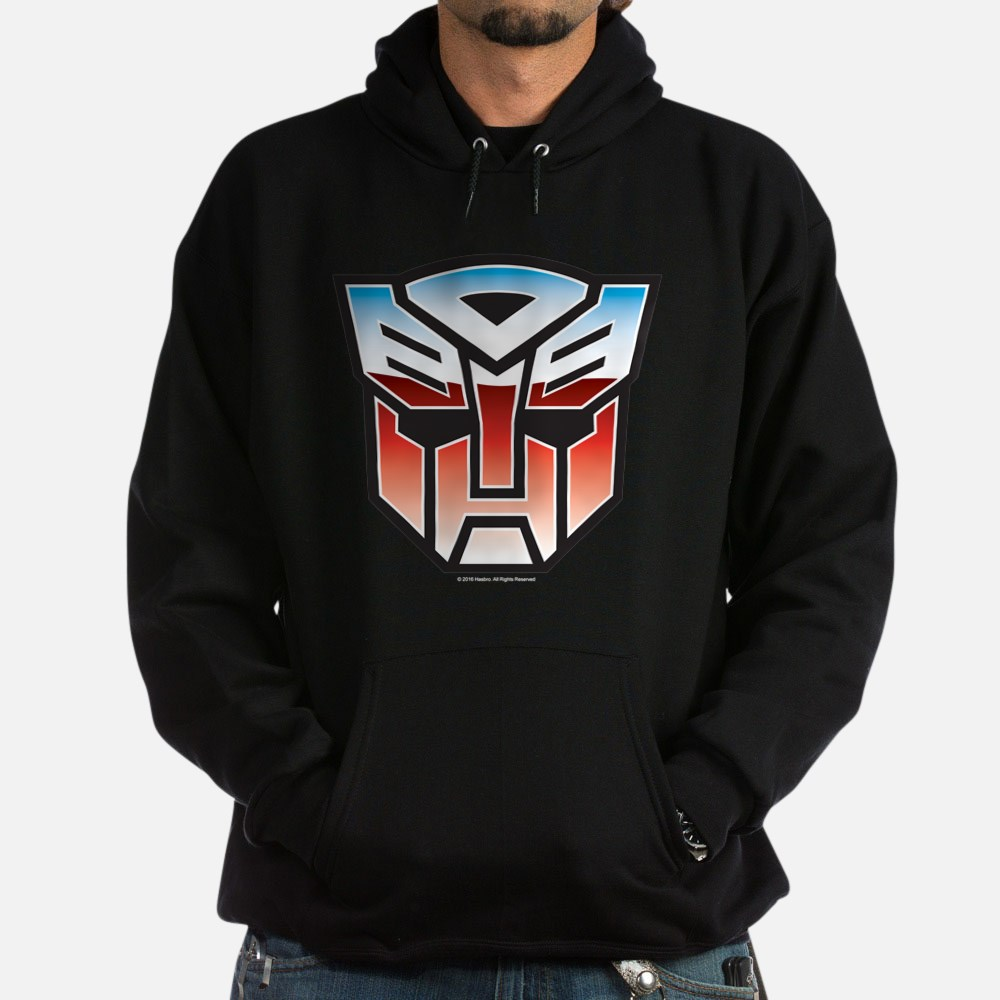 Transformer Autobot Symbol Hoodie