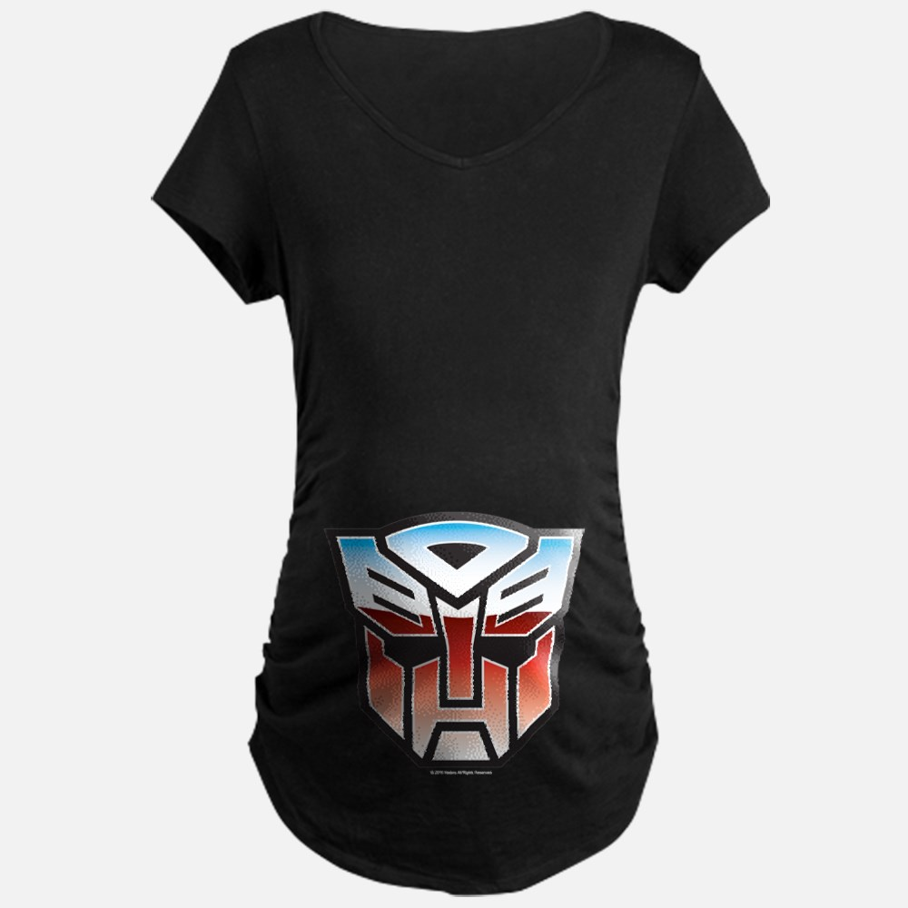 Transformers Autobot Maternity Shirt