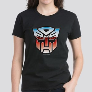 Transformers Autobot Symbol Women's Dark T-Shirt