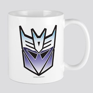 Transformers Decepticon Symbol Mug