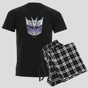 Transformers Decepticon Symbol Men's Dark Pajamas