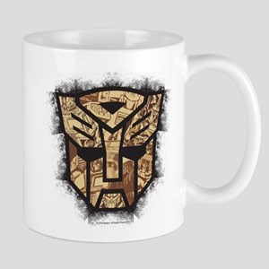 Transformers Autobot Vintage Symbol Mug