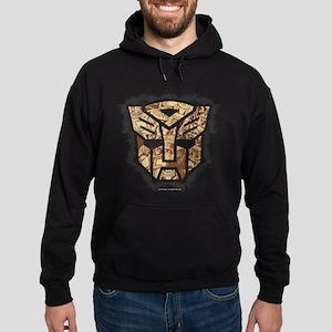Transformers Autobot Vintage Symbol Hoodie (dark)
