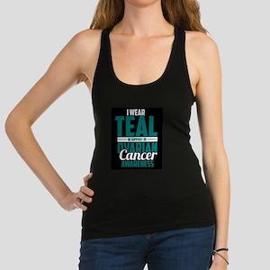 Ovarian Cancer Racerback Tank Top